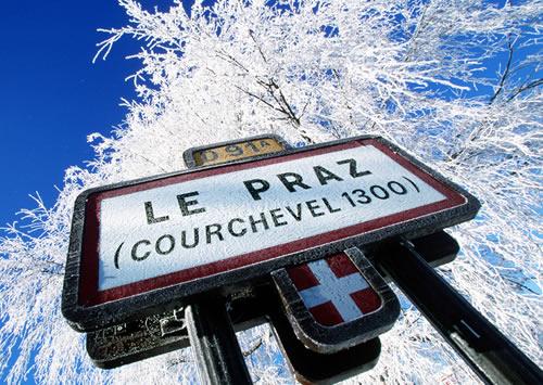 ski Le Praz lift passes