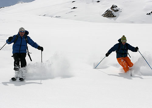 Skiing Lessons Learn How To Ski
