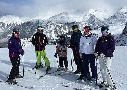 winter ski holidays