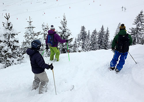 winter ski holiday packages